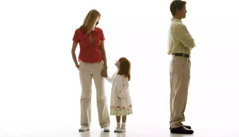 как развестись с мужем, если есть дети
