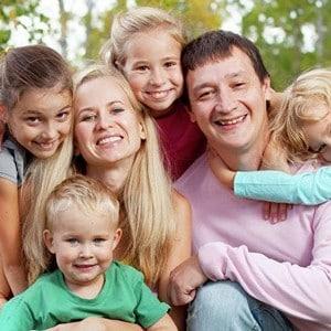 Можно ли при разводе разделить детей