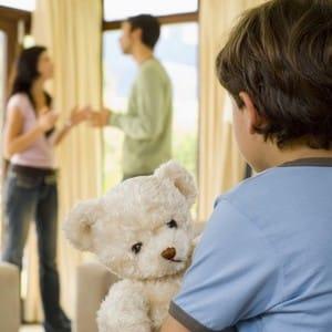 Может ли отец отсудить детей у жены при разводе в России