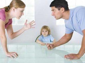Как матери развестись с мужем по своей инициативе, если есть ребенок