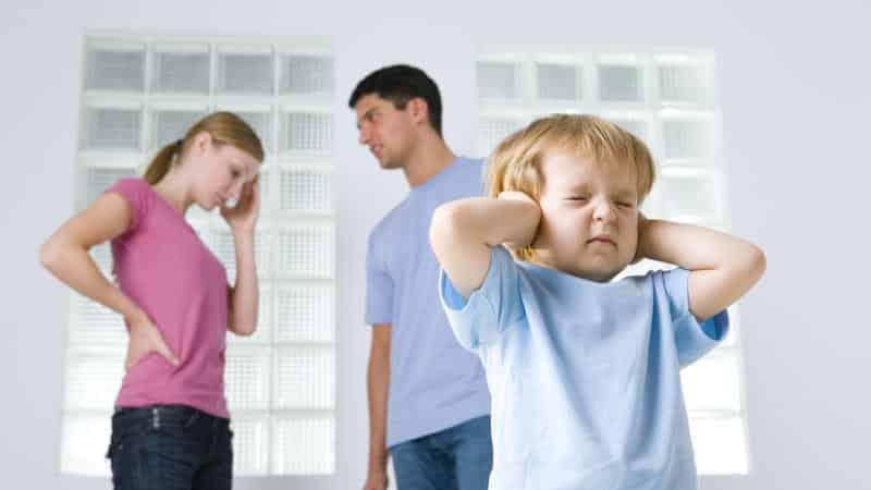 Развод при наличии детей до 3 лет в России