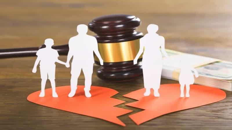 Исковое заявление о расторжении брака и определении места жительства ребенка