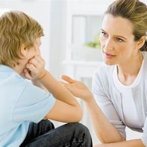 Образец соглашения об определении порядка общения с ребенком