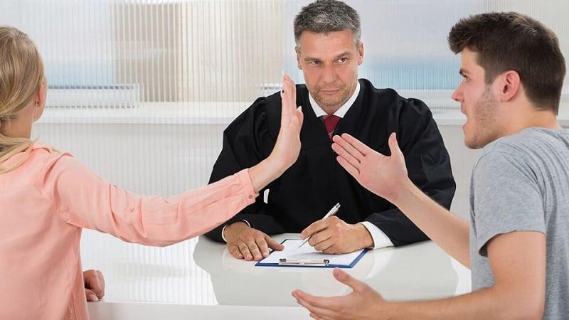 Как правильно составить встречное исковое заявление о разделе совместно нажитого имущества